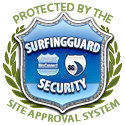 Surfing Guard logo
